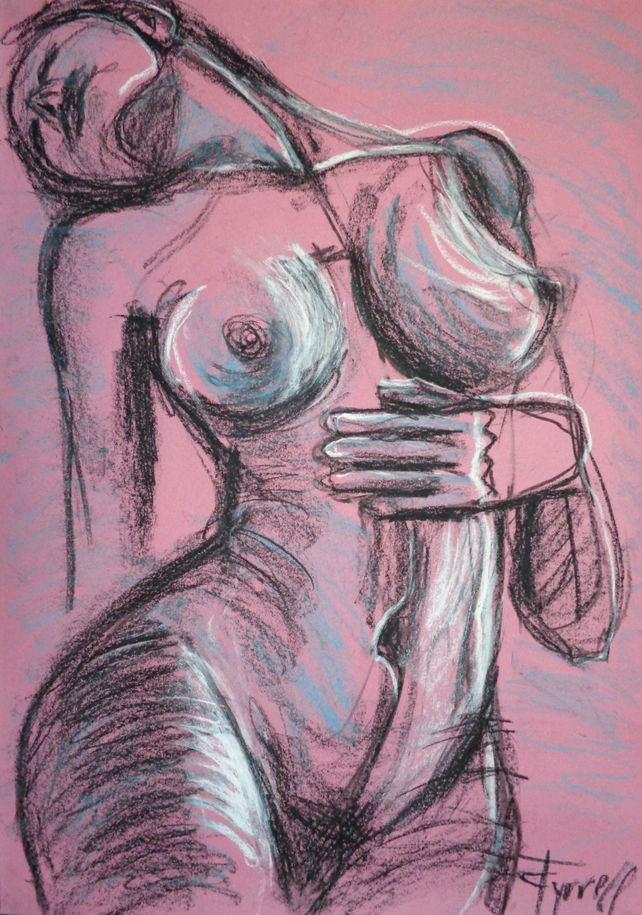 Female Nude -Figure 3
