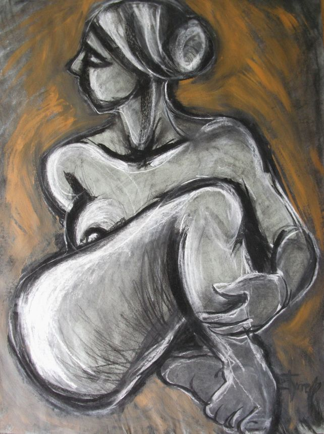 Charming - Female Nude
