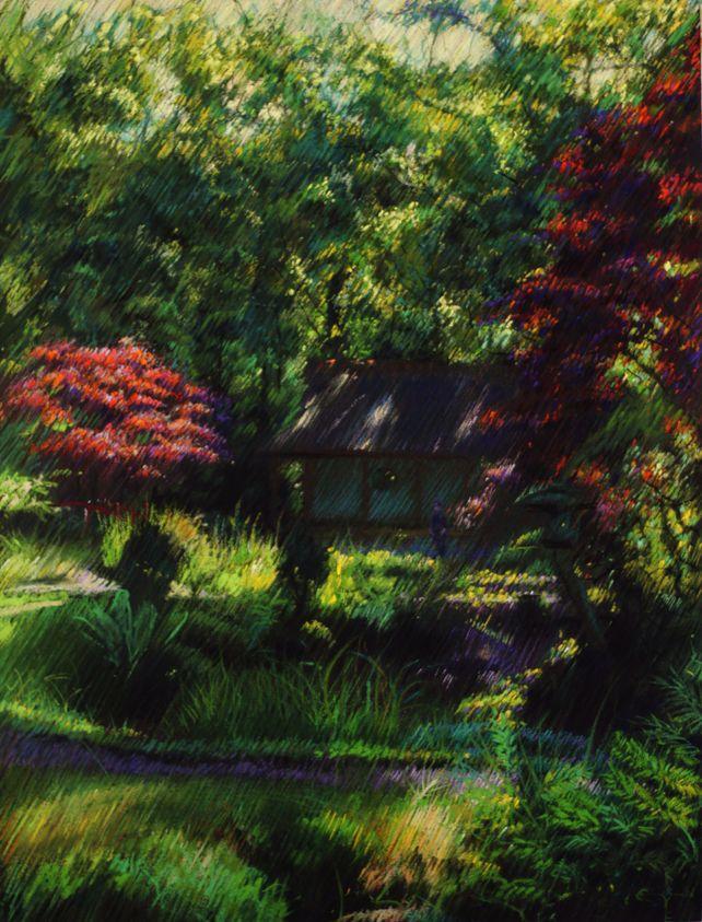 The Japanese garden 2 (2014)