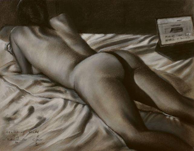 Reclining Nude – 19-09-21