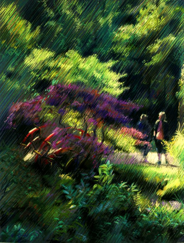The Japanese garden 1 (2014)