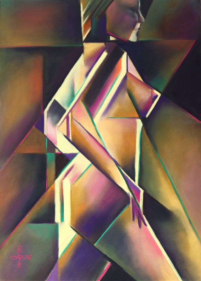 Golden Cubism - 21-02-21