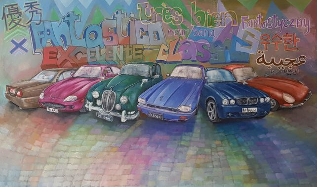 Classic Jaguars  '1'