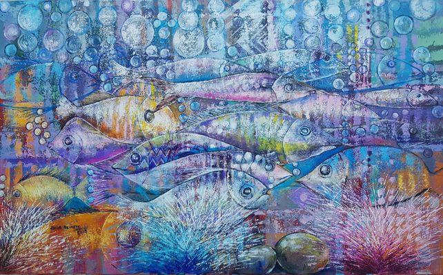 Ocean dwellers   '1'