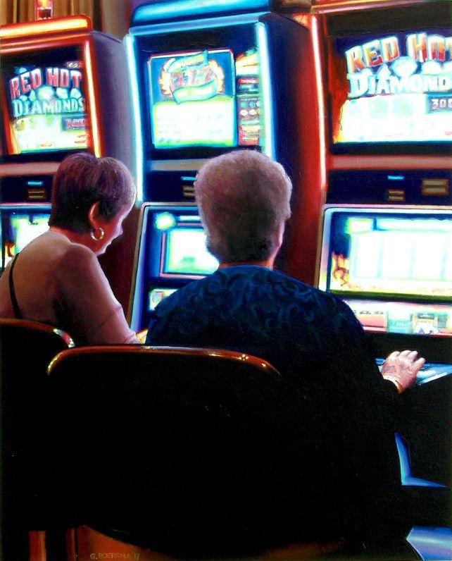 Gambling Ladies