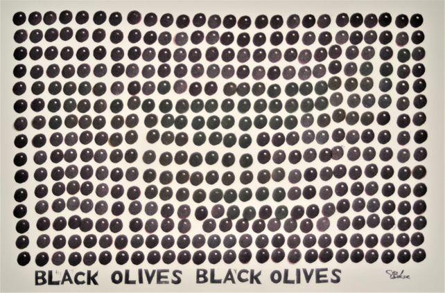Black Olive Black Olive