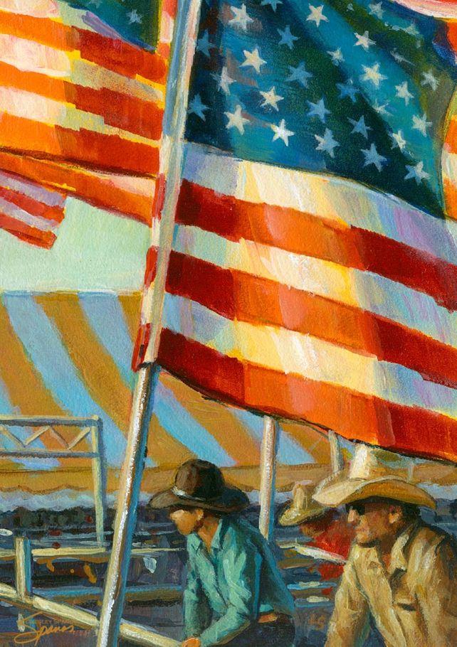 Stars, Stripes, & Cowboys Forever