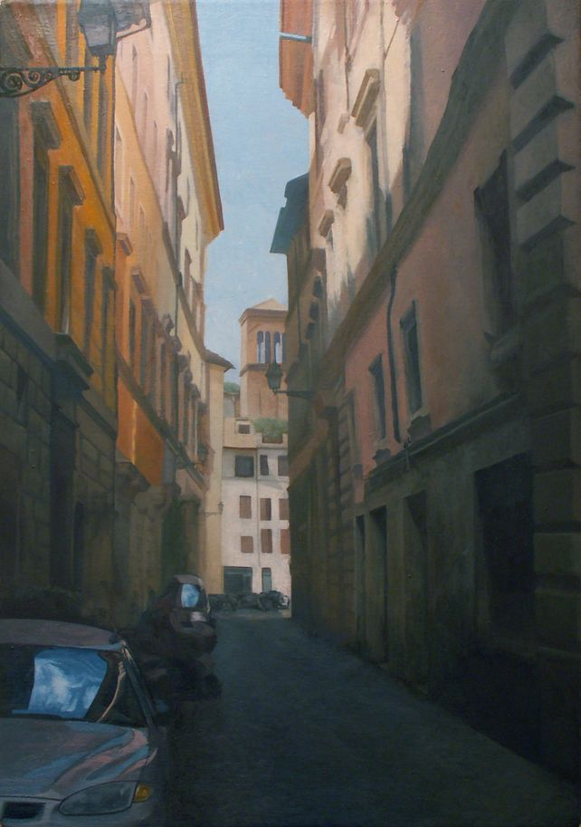 Roman Alley