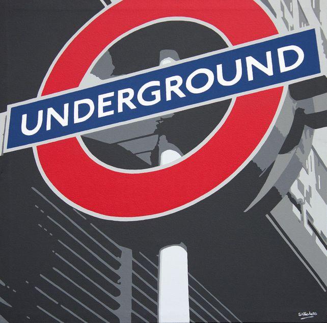 Underground -Waterloo