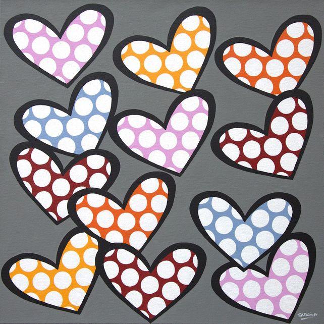 Bright Hearts No1
