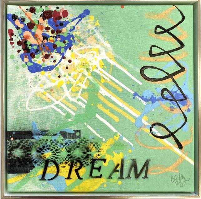 dream X (framed)