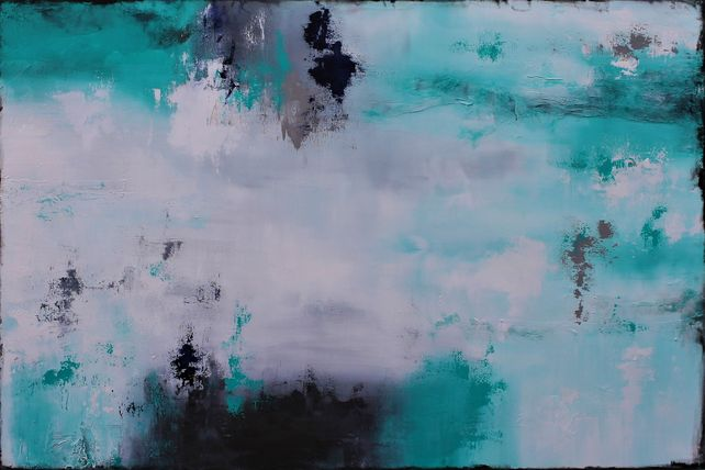 XXL A Touch of Turquoise 120 x 80cm 47.2