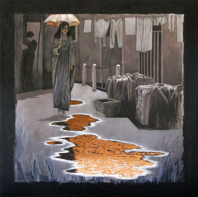 Copper Rain