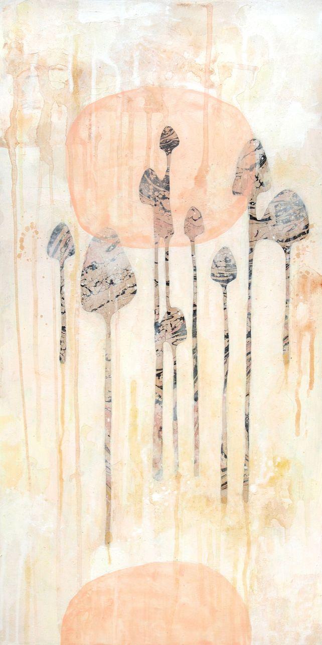 Fungi triptych #2: Infantry of Enoki