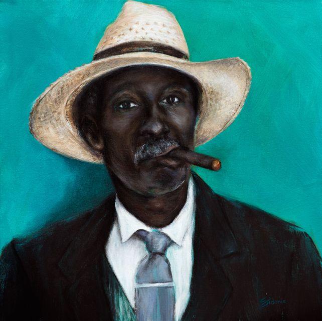 Man with Cigar