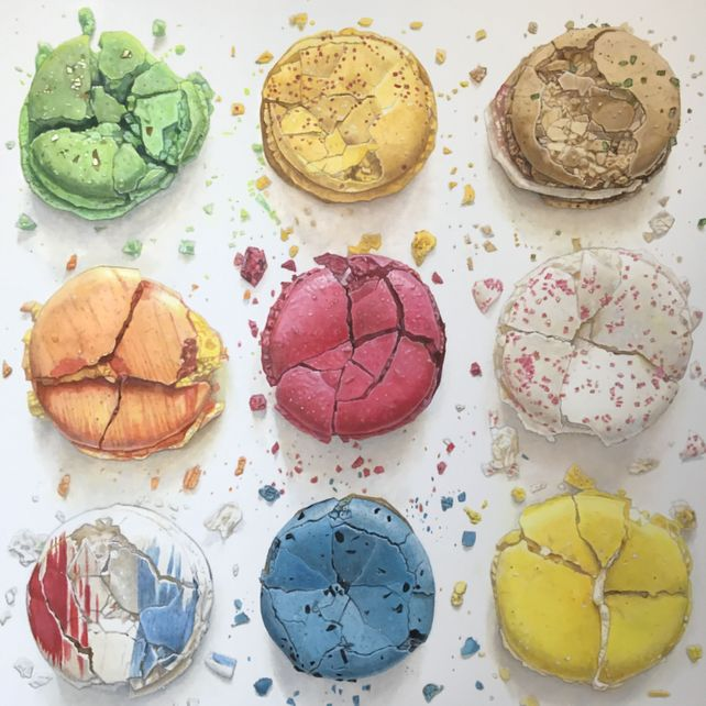 Macaroons' abstraction