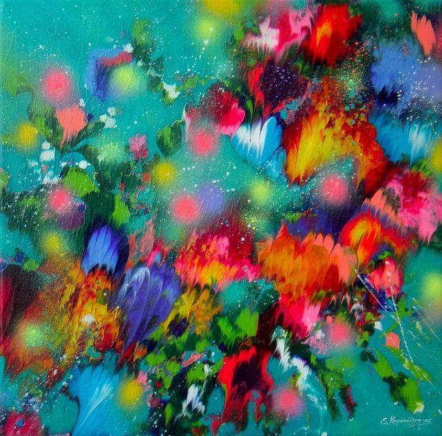 FLOWERS OF EMERALD LAKE