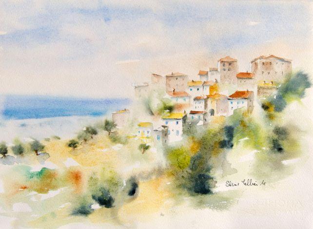 Corsica little village