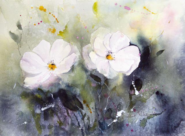 White spring