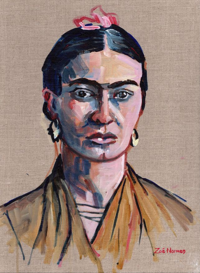 A Sketch of Frida