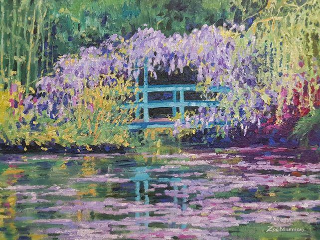 An Impressionist's Garden