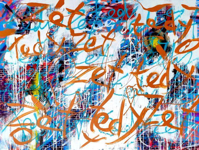 Signature discovery #TedyZet