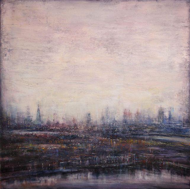 Abstract Cityscape I
