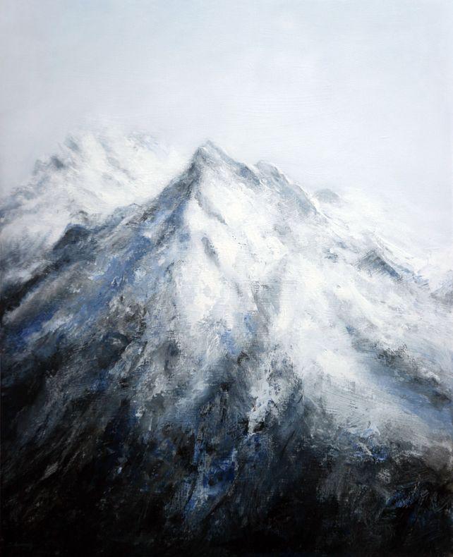 Alpine Landscape III
