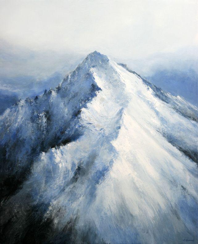 Alpine Landscape II