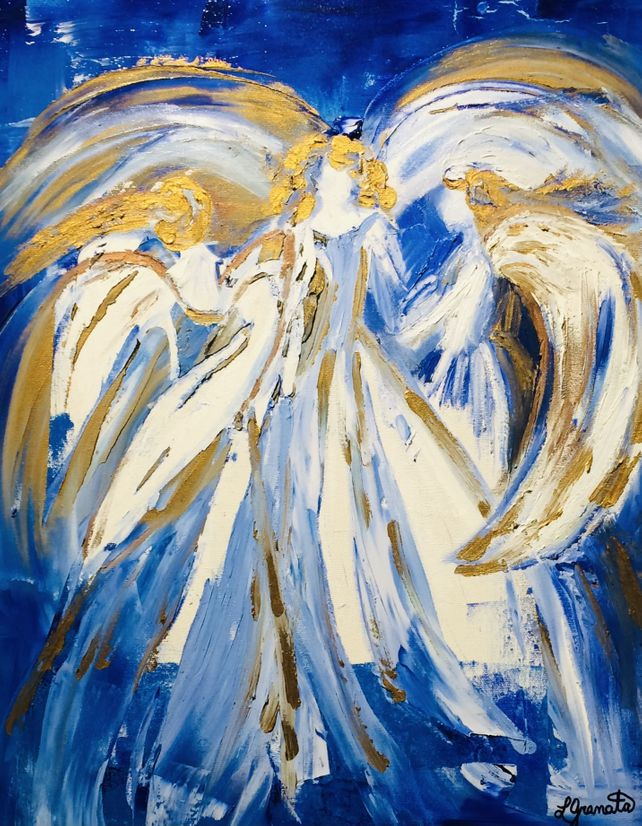 Dance Of Three Angels