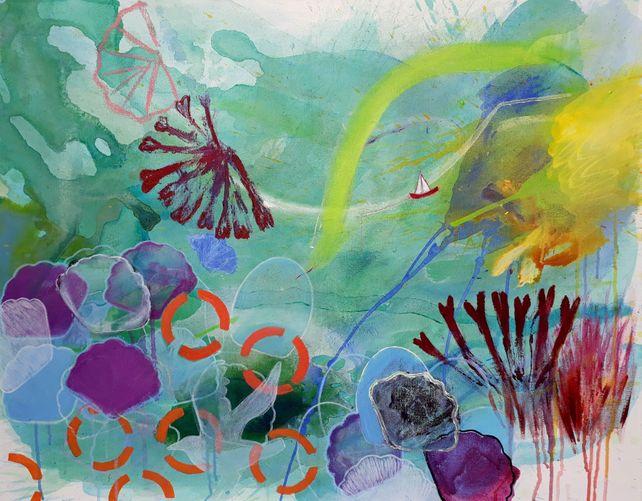 Sea Garden I