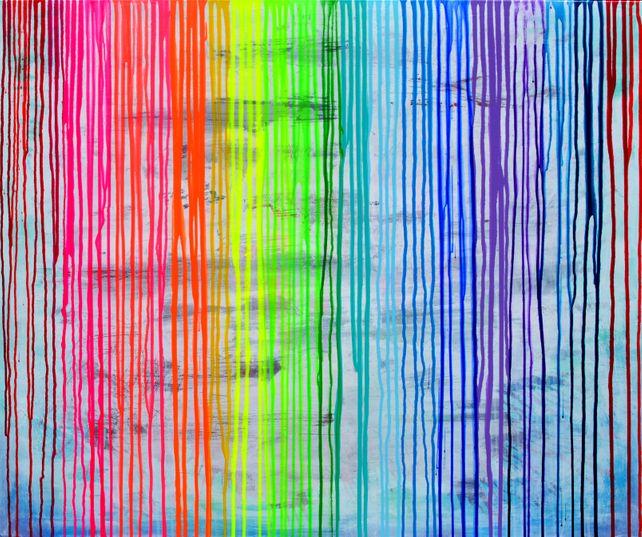 Melted Rainbow