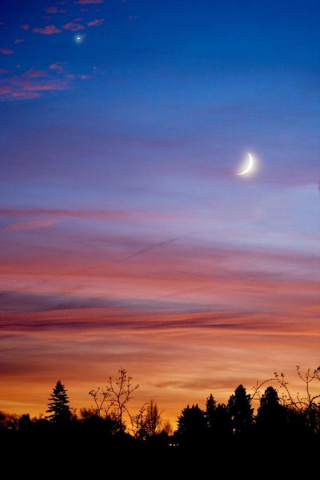 Oregon Pastel Sunset