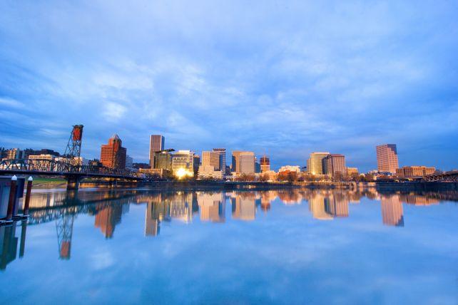 Portland Downtown Waterfront