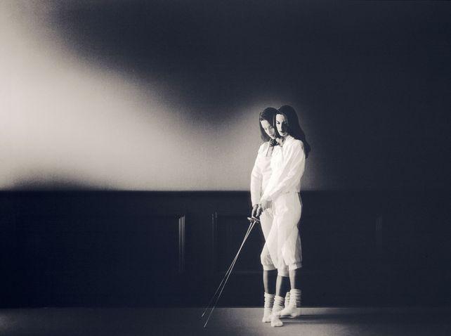 Lady Fencer
