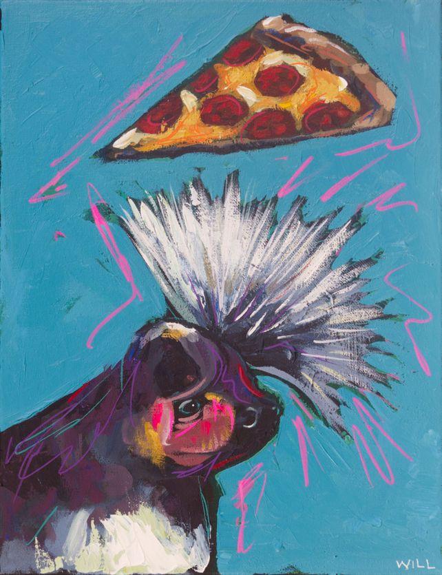 Sheena Is A Pizza Rocker