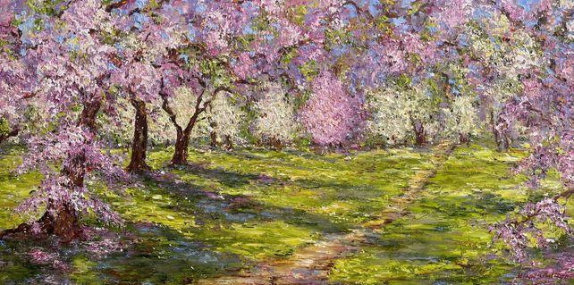 Les jardins en fleur