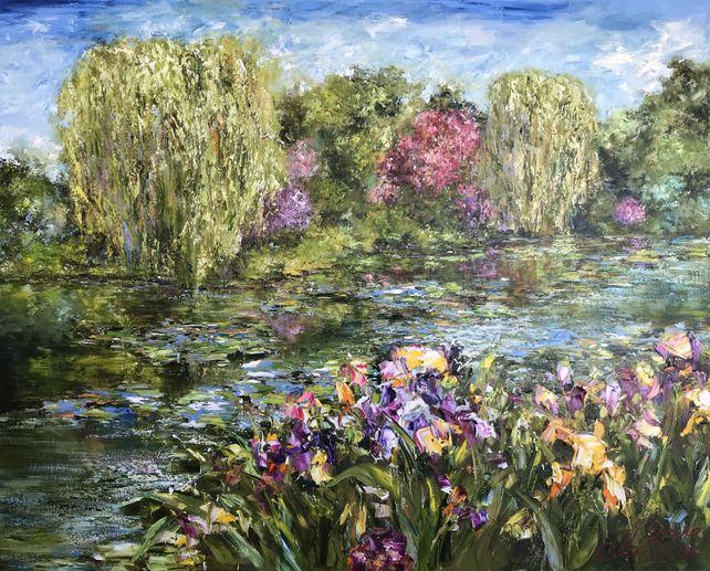 Les jardins de Giverny