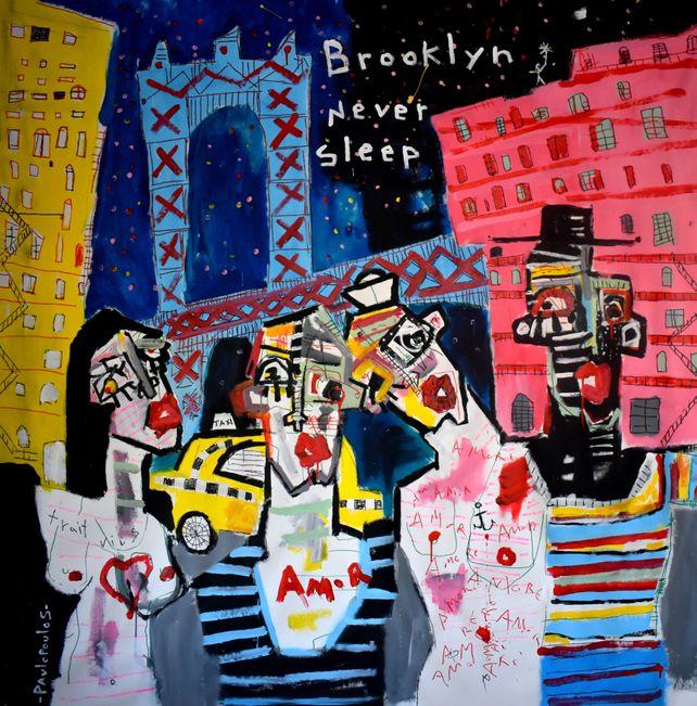 Brooklyn Never Sleep