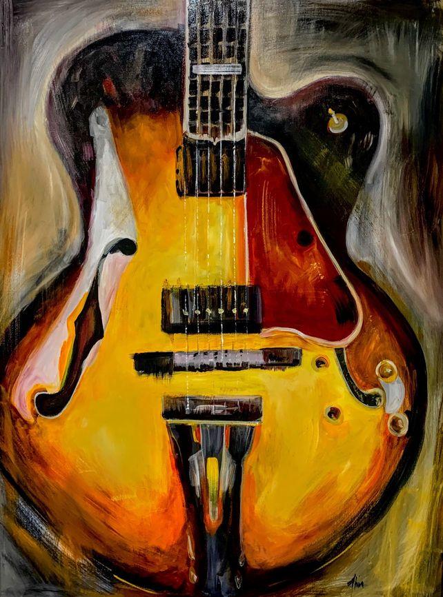 Gibson L5 Guitar