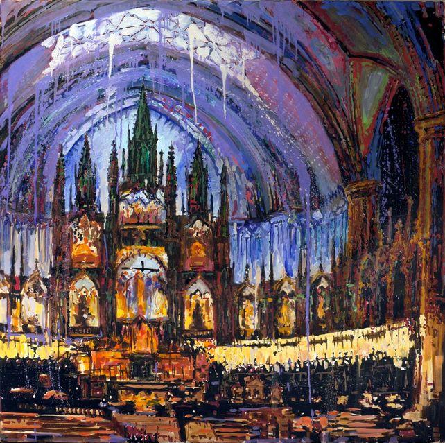 Christmas Notre-Dame