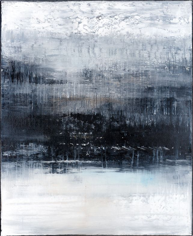 Abstract painting UB448