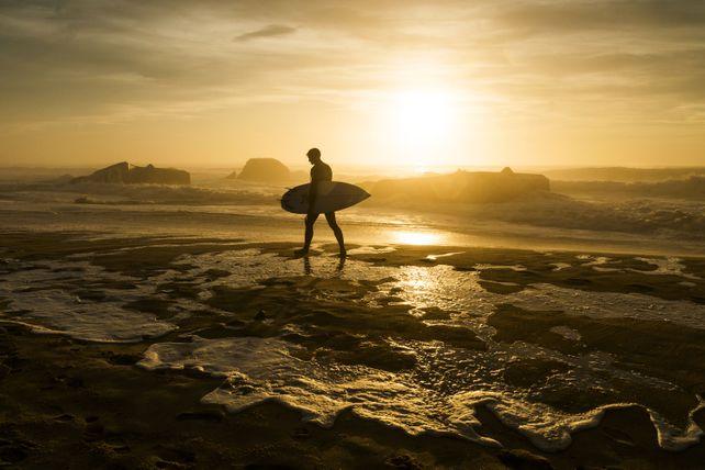 'LA PISTE' SURFER