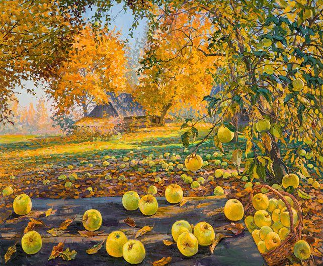 Antonov Apples