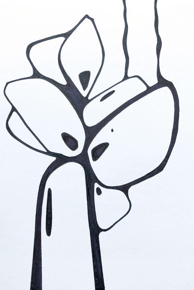 Modern Plant Motifs 3