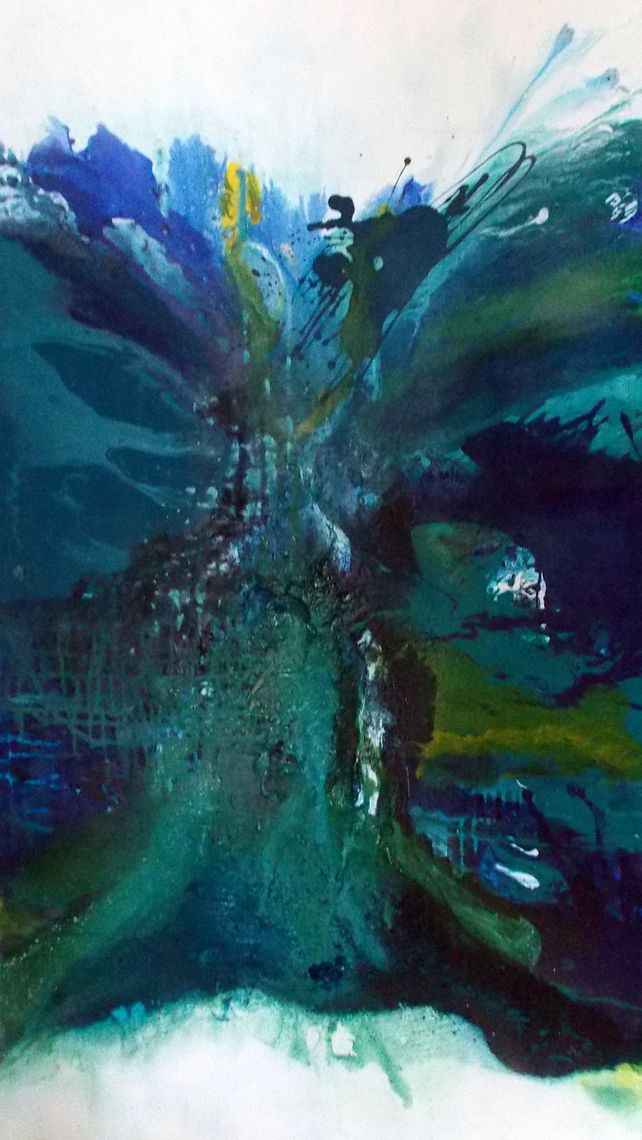 Blue-Green Lagoon 2