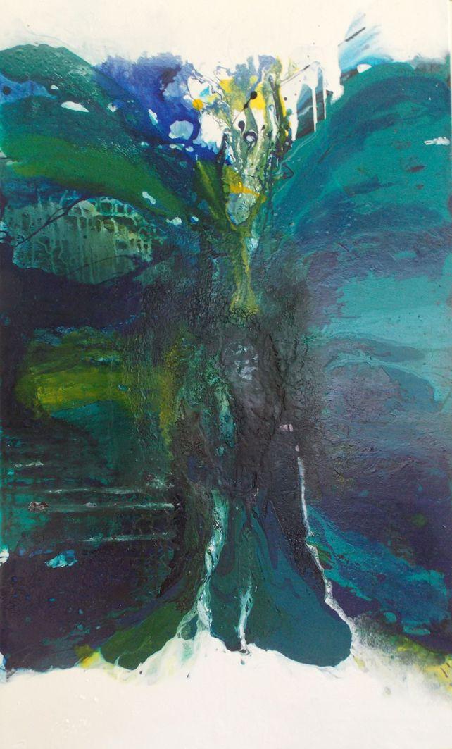 Blue - Green Lagoon 1