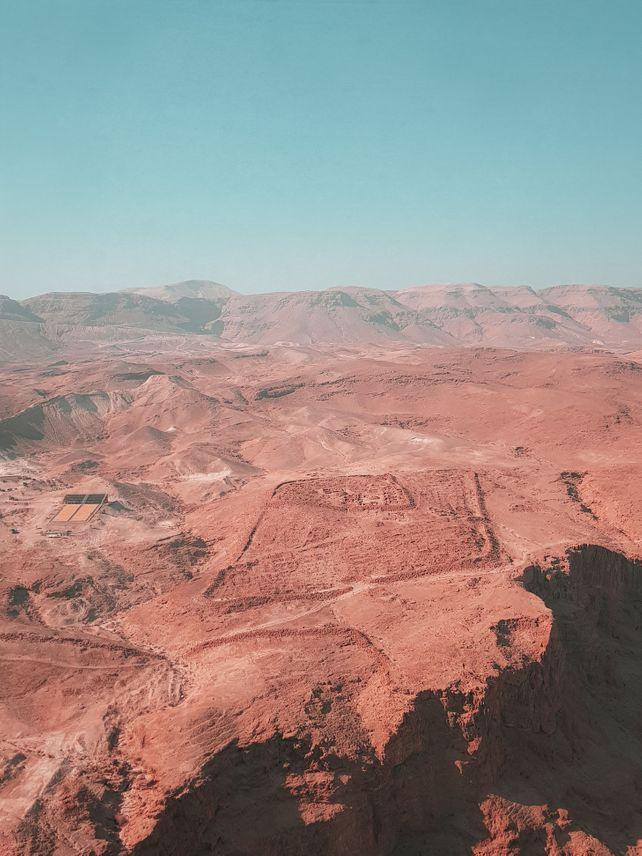 Masada Desert Fortress II