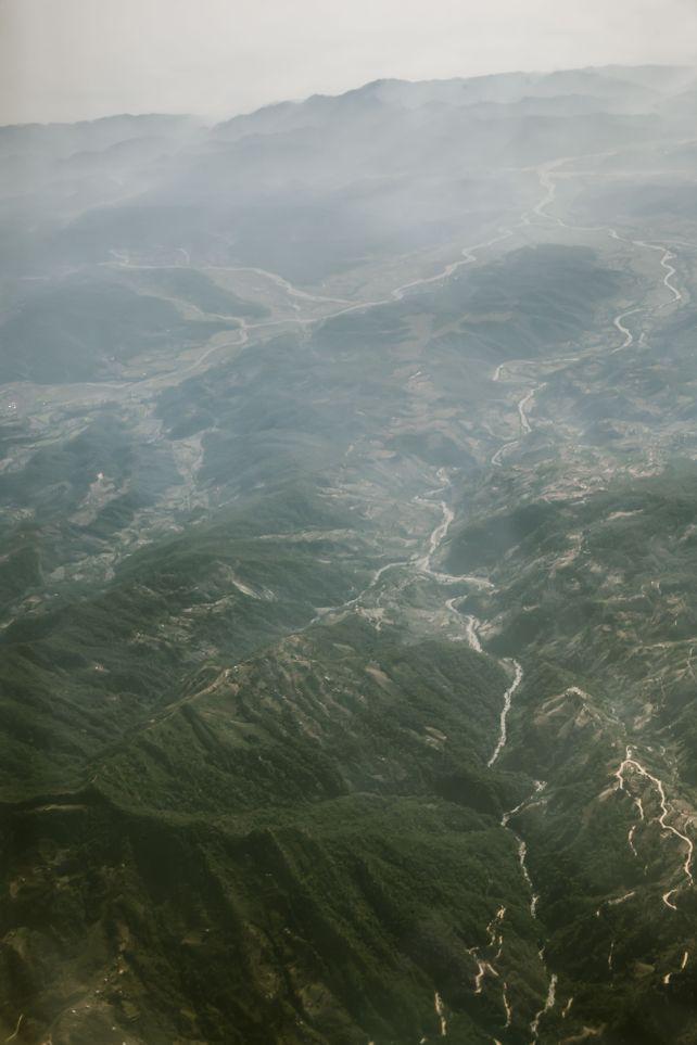 Mountains of Bhutan