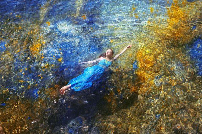 Mermaid in Ibiza VI